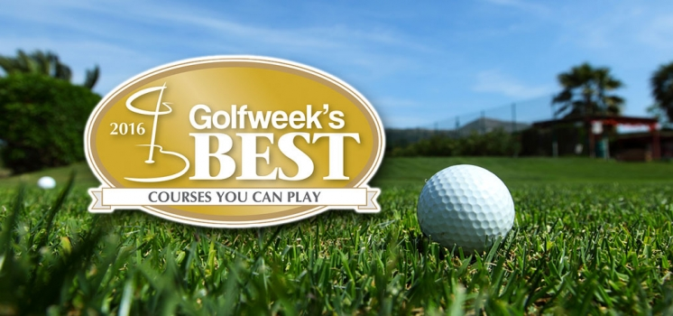 "Island Resort & Casino's Sweetgrass Golf Club Rated among ""Best Courses in U.S."""
